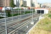 Passante Ferroviario Palermo: i lavori al Bivio Oreto