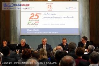 Presentata la Fondazione FS