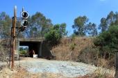 Lavori in corso lungo la ferrovia Alcantara – Randazzo