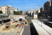 Passante Ferroviario Palermo: aggiornamento fotografico 07/10/2015