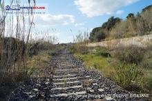 Ferrovia Caltagirone - Gela, i binari fantasma di Priolo Sottano