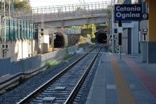 Passante Ferroviario Catania: la stazione di Ognina