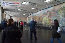 Messina, riscoperti i tesori architettonici delle stazioni ferroviarie