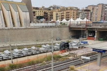 Con la TBM Marisol nel cuore di Palermo (capitolo 1/3)
