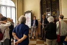 Taormina-Giardini, un successo le visite guidate in stazione