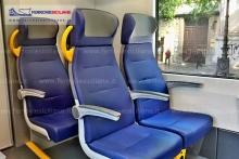 Il mock-up del treno Pop a Palermo: impressioni