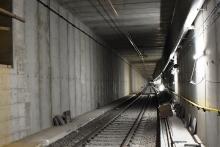 Passante Ferroviario Palermo: la fermata Belgio/De Gasperi