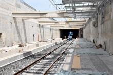 Passante Ferroviario Palermo: la fermata Francia