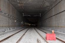 Passante Ferroviario Palermo, la fermata San Lorenzo