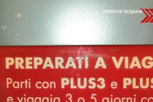 CORONAVIRUS, SANIFICARE LE BIGLIETTERIE SELF-SERVICE DELLE STAZIONI FERROVIARIE SICILIANE