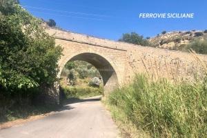 LA FERROVIA INCOMPIUTA SANTO STEFANO DI CAMASTRA - MISTRETTA - NICOSIA