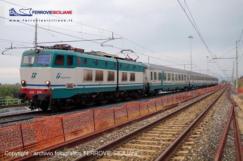 Linea ME-PA: attivata la variante di tracciato tra Pace del Mela e Venetico