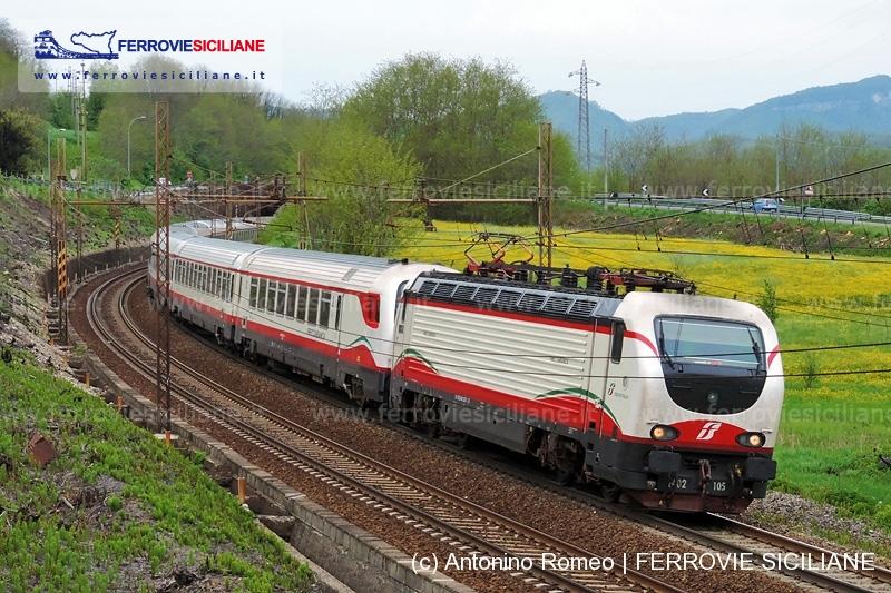 Treni Per Salerno Da Villa S Giovanni Trenitalia