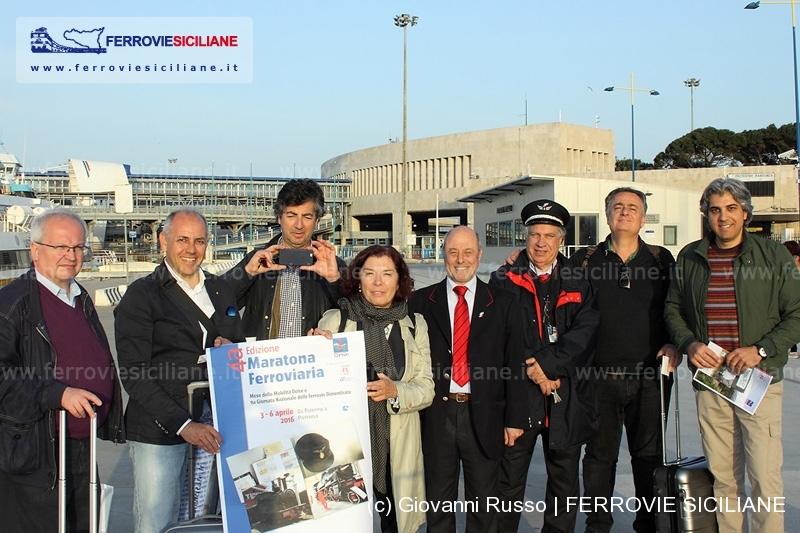 20160405 - 00762 20160404 Messina - 4ª Maratona Ferroviaria CoMoDo