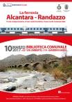 20170304 - FERROVIE SICILIANE La ferrovia Alcantara Randazzo - Ferrovie Turistiche