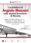L'architettura di Angiolo Mazzoni nelle stazioni ferroviarie di Messina 2018