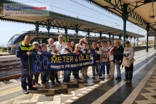 20180522 - Taormina-Giardini 20180522 Meter & Miles