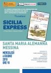 20180601 - Sicilia Express - Messina - Santa Maria Alemanna