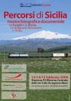 FERROVIE SICILIANE - Percorsi di Sicilia 2009