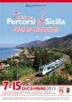 FERROVIE SICILIANE - Percorsi di Sicilia 2013