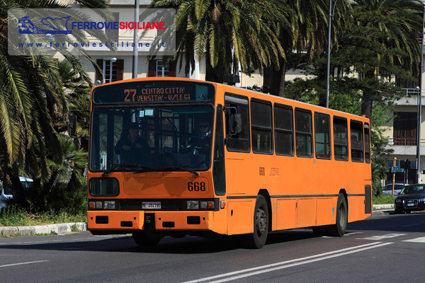 L'ultimo INBUS U210 di Messina