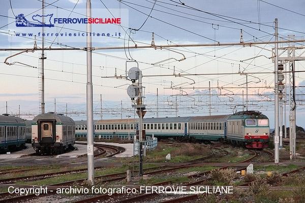 Arriva in Sicilia la prima E633