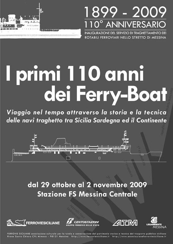 La storia dei ferry-boat al parco-museo di Forte Cavalli