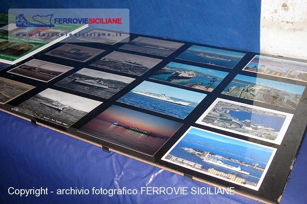 Al forte Cavalli FERROVIE SICILIANE racconta i 110 anni dei ferry-boat