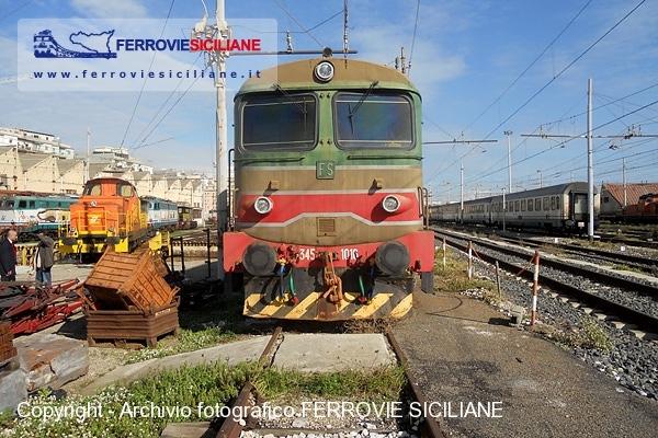 Tecnica e trasporti: conclusa la visita al Deposito Locomotive di Messina
