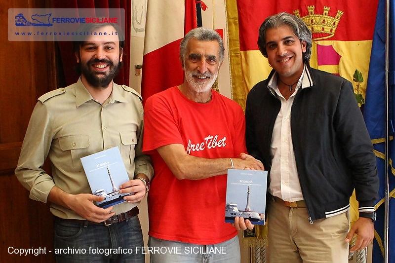 Nave Messina: Comune di Messina ringrazia l'Associazione Ferrovie Siciliane