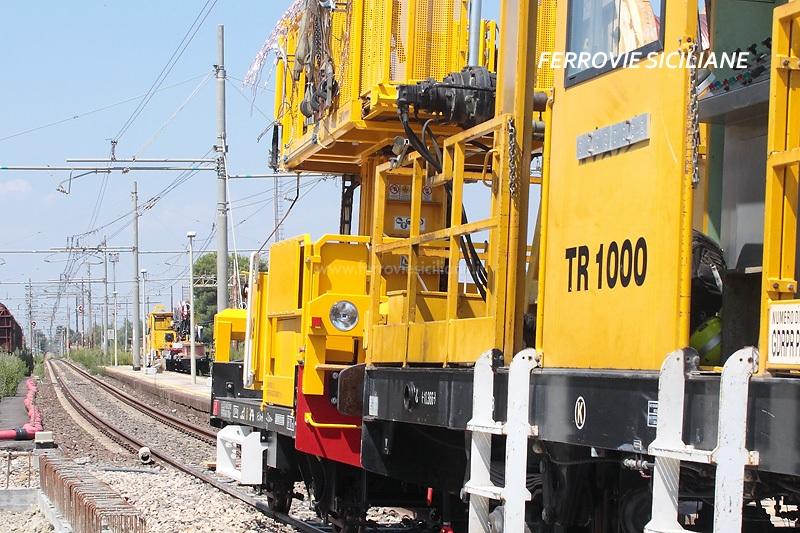 Dal 9 giugno al 6 luglio ferrovia chiusa per lavori tra Catania, Siracusa, Caltagirone e Dittaino