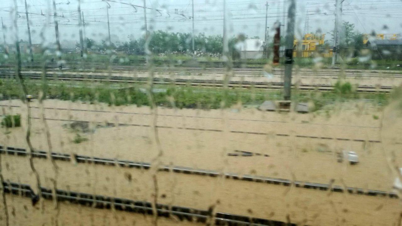 Maltempo Sicilia: provvedimenti alla circolazione ferroviaria (aggiornamento ore 05.00)