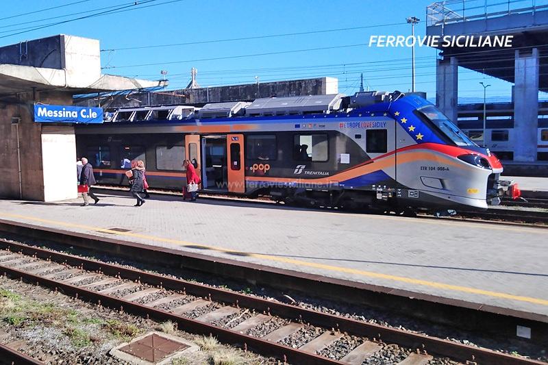 """In turno i nuovi treni ETR 104 """"Pop"""""""