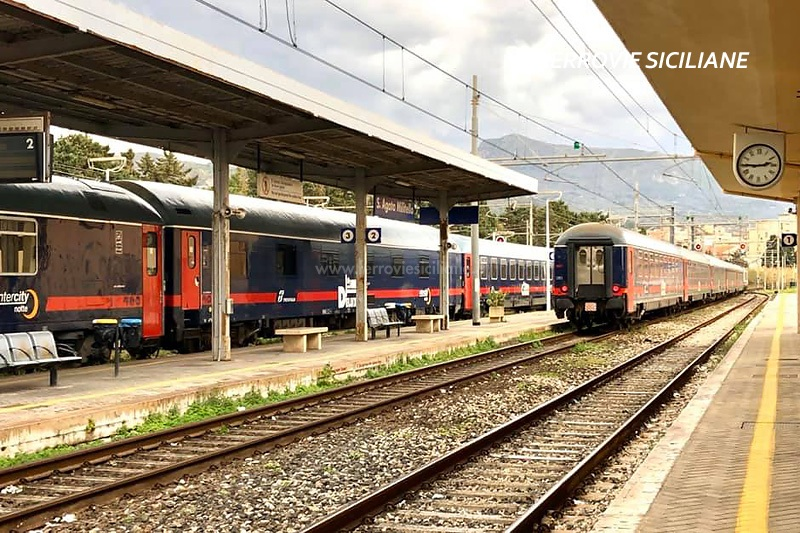 Coronavirus, chiesta la sospensione dell'InterCityNotte Siracusa/Palermo-Milano