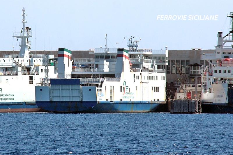 Sette anni fa sullo Stretto arrivava la nave Messina