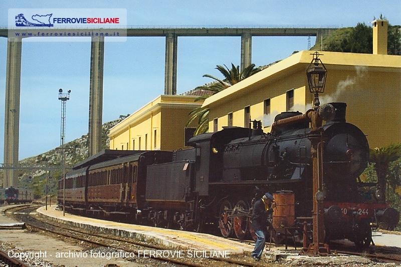 Viaggio inaugurale per il Treno del barocco