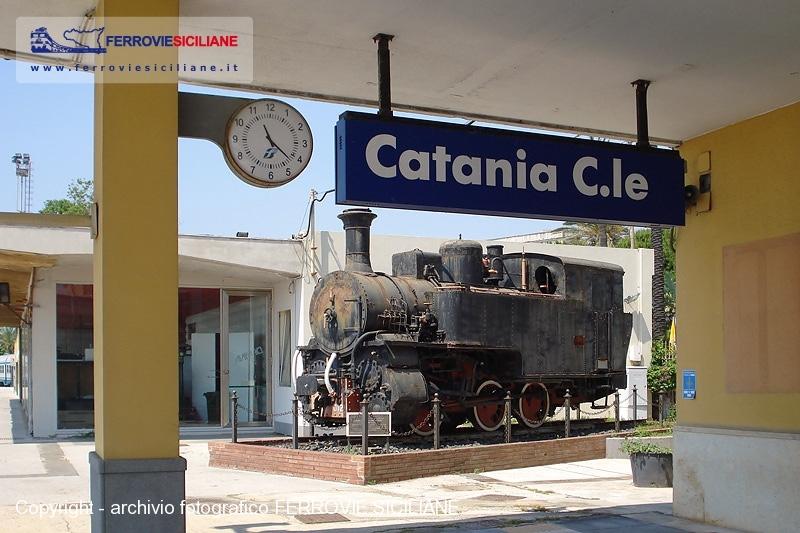 Scartamento ridotto a Catania Centrale