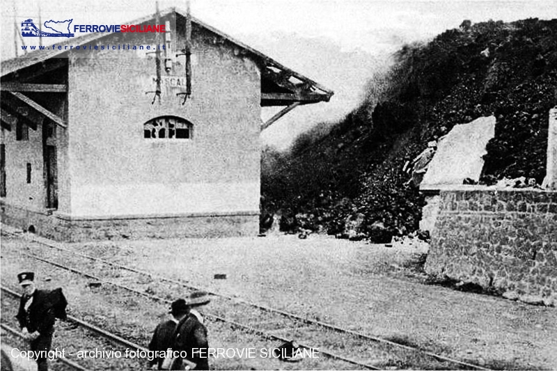 Mascali e l'eruzione del 1928