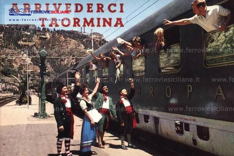 Arrivederci Taormina