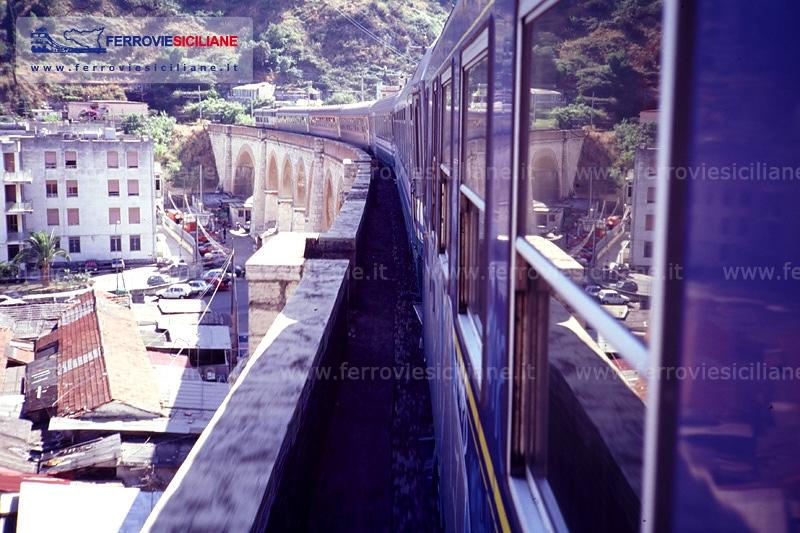 L'Espresso 1940 Treno del Sole sul Valico dei Peloritani