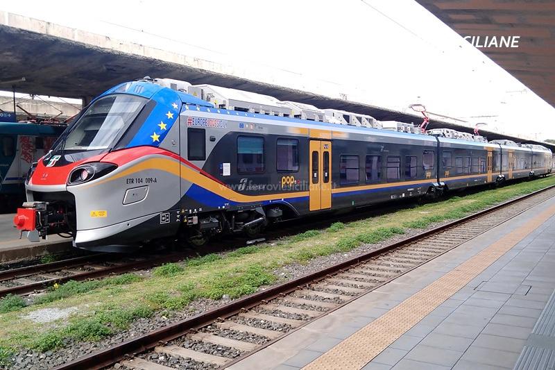 Metroferrovia Messina, gli orari in vigore da dicembre 2020