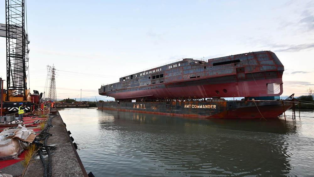 Nuovo traghetto RFI: da Iginia a San Francesco di Paola, chiesto il cambio del nome