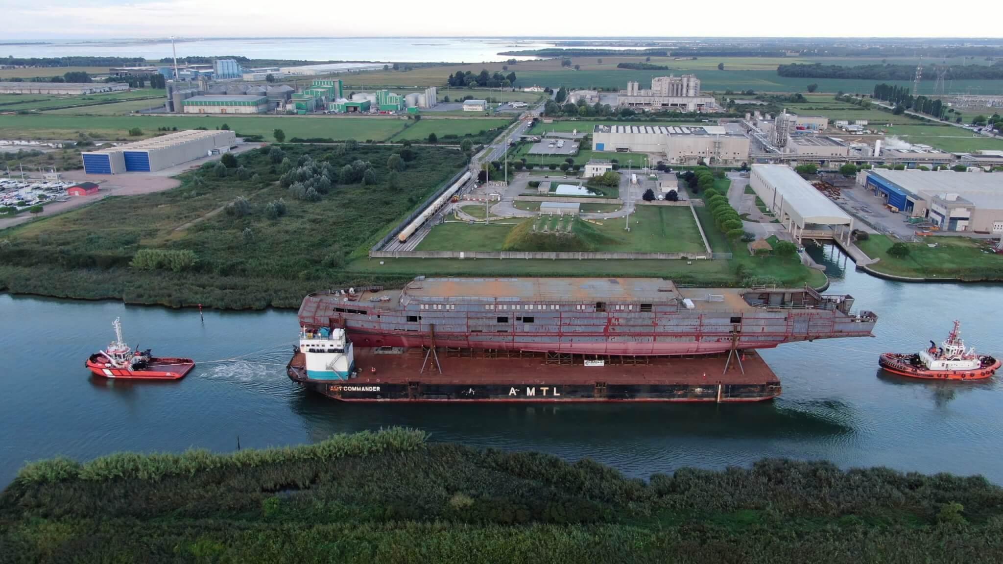 Nuova nave RFI, Comune di Messina e Comune di Paola sostengono il nome San Francesco di Paola